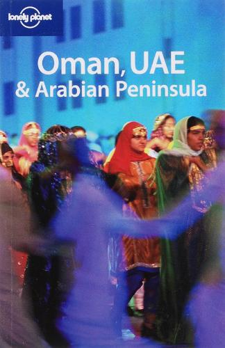 Lonely Planet OMAN & Arabian Peninsula 5.