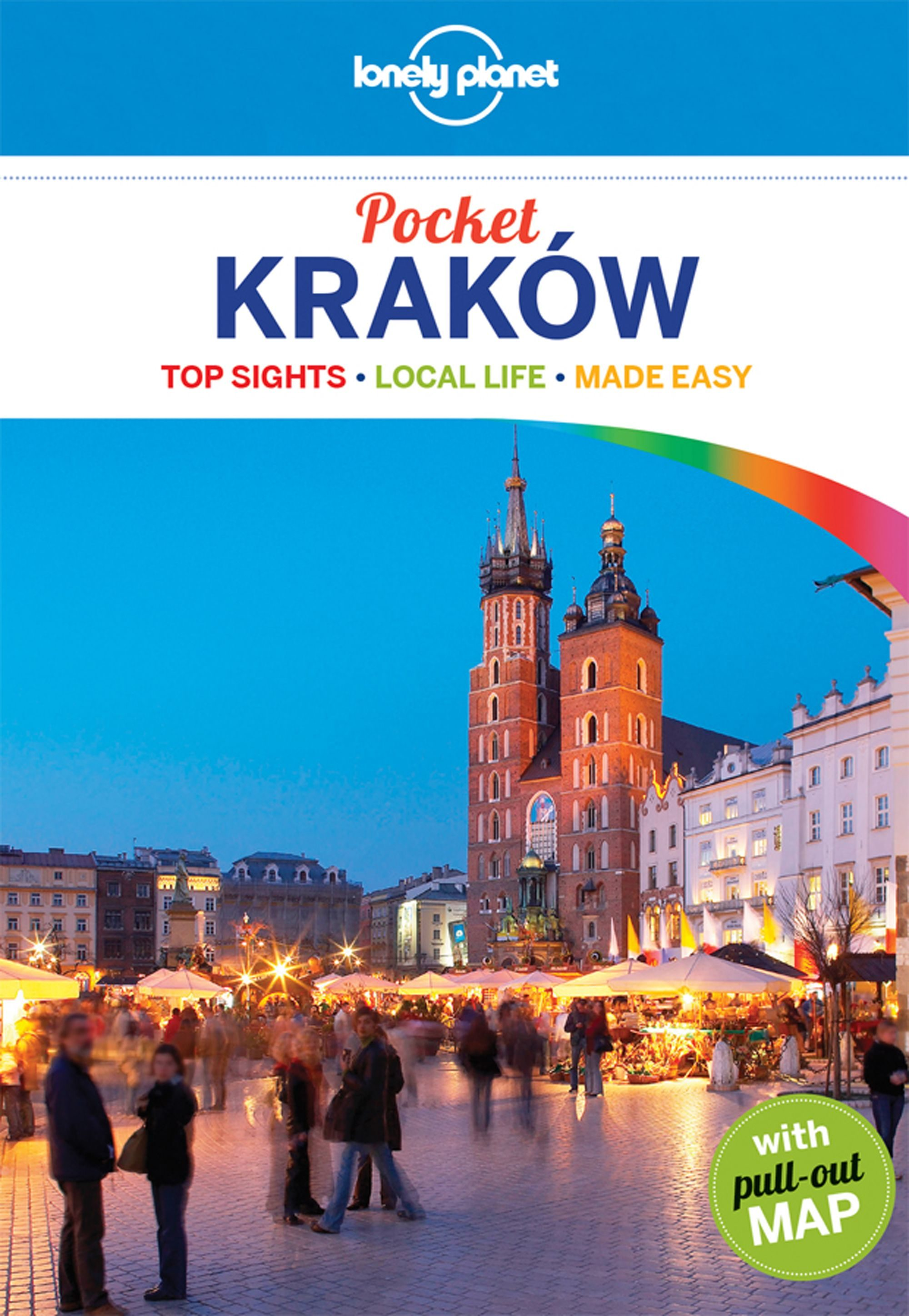 Lonely Planet Krakow Pocket Guide 2.