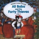PRIMARY CLASSIC READERS Level 3: ALI BABA AND FORTY THIEVES Book + Audio CD Pack - HEATH, J.