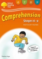 STAGES 6-9 COMPREHENSION PHOTOCOPY MASTERS (Oxford Reading T...
