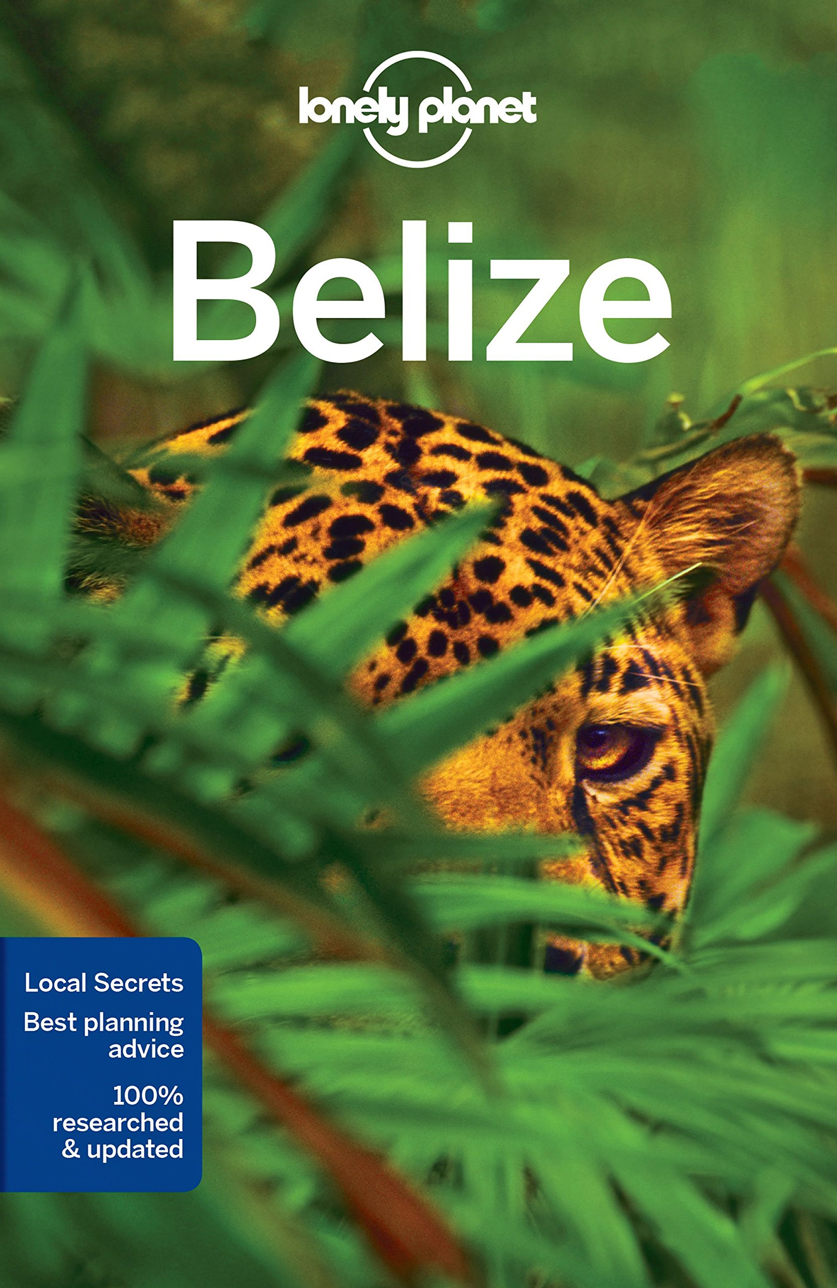 Lonely Planet Belize 6.