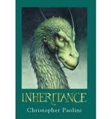 THE INHERITANCE HB - Christopher Paolini