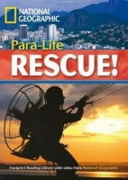 FOOTPRINT READERS LIBRARY Level 1900 - PARA-LIFE RESCUE! - W...