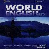 WORLD ENGLISH INTRO CLASS AUDIO CD - CHASE, R. T., JOHANNSEN, K. L., MILNER, M.
