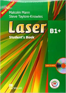 LASER B1 STUDENTS BOOK CD ROM MPO