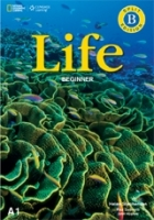 LIFE BEGINNER SPLIT EDITION B WITH DVD + WORKBOOK AUDIO CDs - HUGHES, J., STEPHENSON, H., DUMMETT, P.