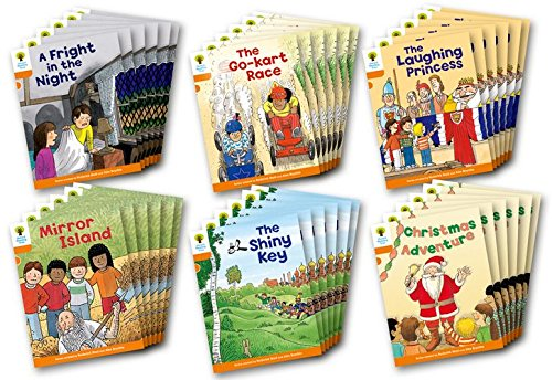 Stage 6 More Storybooks Class Pack a (oxford Reading Tree) N...