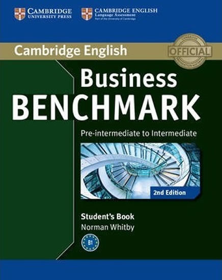 Business Benchmark Pre-intermediate to Intermediate BULATS Students Book - Norman Whitby