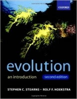 Evolution: An Introduction 2nd Ed. - Hoekstra R., Stearns S....