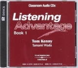 LISTENING ADVANTAGE 1 CLASS AUDIO CDs /2/ - KENNY, T., WADA,...