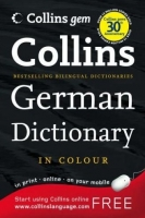 COLLINS GERMAN GEM DICTIONARY - COLLINS Coll.