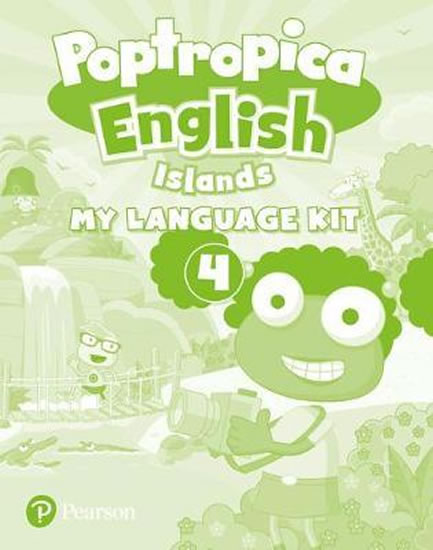 Poptropica English Islands 4 Activity Book w/ MyLanguageKit Pack