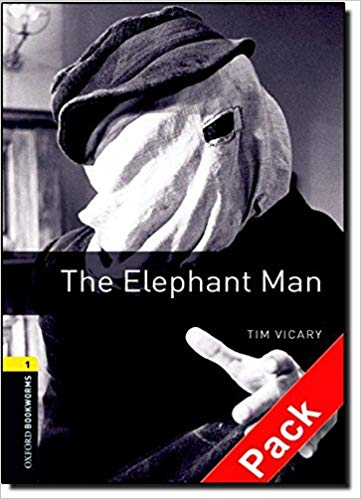 OXFORD BOOKWORMS LIBRARY New Edition 1 THE ELEPHANT MAN AUDI...