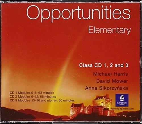 Opportunities Elementary - Class CD
