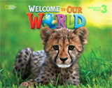 Welcome to Our World 3 Activity Book with Audio CD - J. K. O...