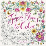 Joyous Blooms to Color (Colouring Book) - Fowler, E.
