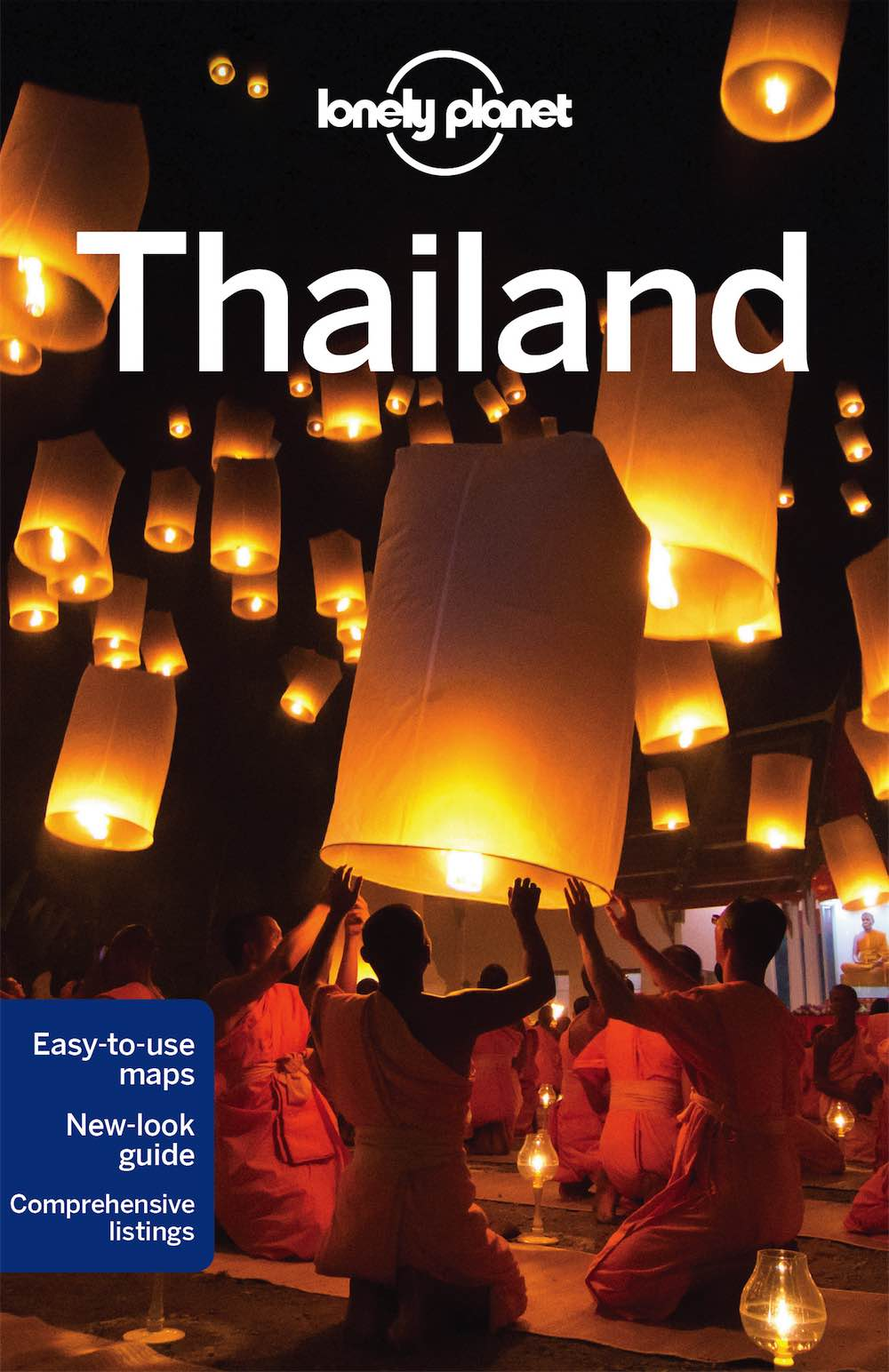 Lonely Planet Thailand 16.