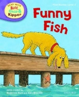 READ WITH BIFF, CHIP & KIPPER FIRST STORIES STAGE 2: FUNNY F...