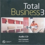 TOTAL BUSINESS UPPER INTERMEDIATE CLASS AUDIO CD - DUMMETT, P.