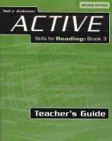 ACTIVE SKILLS FOR READING Second Edition 3 TEACHER´S GUIDE -...
