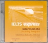 IELTS EXPRESS INTERMEDIATE CLASS AUDIO CDs /2/ - HALLOWS, R....
