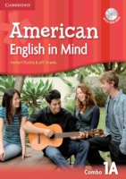 American English in Mind Level 1 Combo A with DVD-ROM