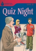 Heinle ELT part of Cengage Lea FOUNDATIONS READING LIBRARY Level 3 READER: QUIZ NIGHT - WAR...
