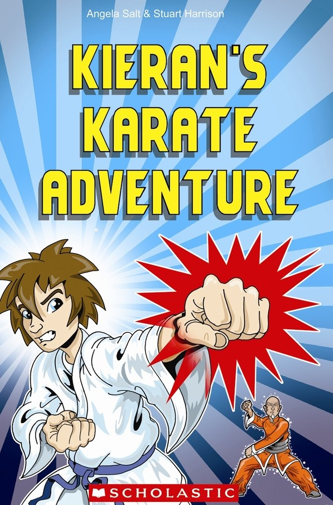 Kieran´s Karate Adventure - Level 3