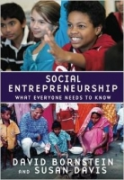 Social Entrepreneurship : What Everyone Needs to Know - Born...