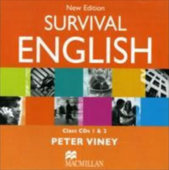 Survival English New Edition: Class Audio CDs (2)