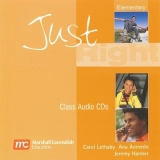 JUST RIGHT ELEMENTARY CLASS AUDIO CDs /2/ - HARMER, J.