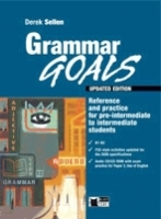 GRAMMAR GOALS Updated Edition Book + CD Pack - SELLEN, D.