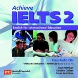 ACHIEVE IELTS 2 UPPER INTERMEDIATE to ADVANCED LEVEL CLASS AUDIO CDs /3/ - CUSHEN, C., HARRISON, L., HUTCHINSON, S.