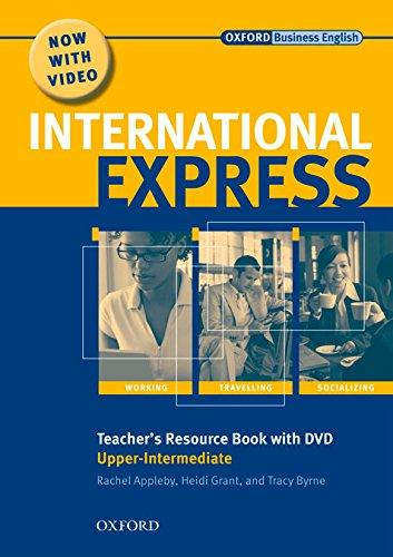 NEW INTERNATIONAL EXPRESS UPPER INTERMEDIATE TEACHER´S RESOU...