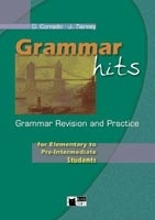 BLACK CAT GRAMMAR HITS ELEMENTARY TO PRE-INTERMEDIATE - CORR...