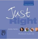 JUST RIGHT INTERMEDIATE STUDENT´S CD - HARMER, J.