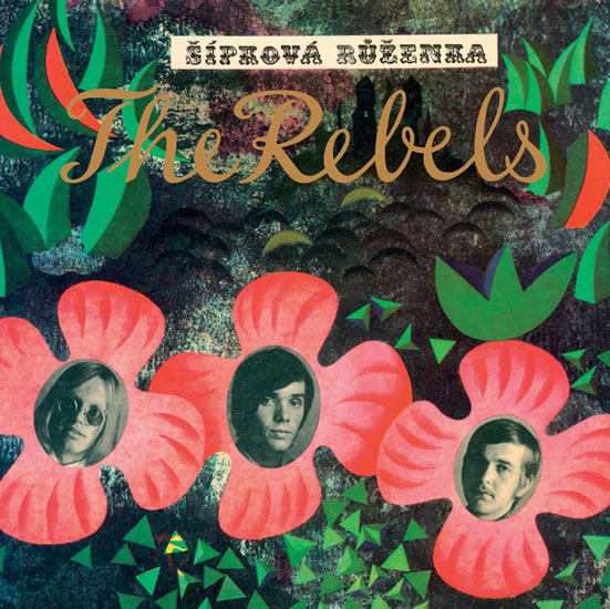 Šípková Růženka - CD - The Rebels
