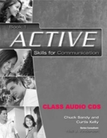 ACTIVE SKILLS FOR COMMUNICATION 1 CLASS AUDIO CDs /2/ - SANDY, Ch., KELLY, C., ANDERSON, N. J.