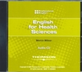 PROFESSIONAL ENGLISH: ENGLISH FOR HEALTH SCIENCES AUDIO CD -...