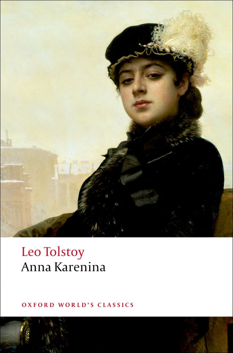 ANNA KARENINA (Oxford World´s Classics New Edition) - TOLSTO...