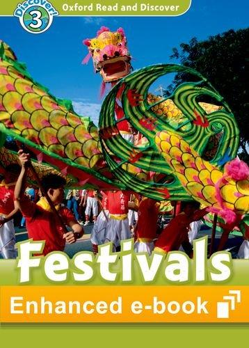 Oxford Read and Discover Level 3: Festivals Around The World...