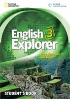 ENGLISH EXPLORER 3 STUDENT´S BOOK + MULTIROM PACK - BAILEY, ...