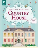 Country House Sticker Book (Dolls House Sticker Books) - Cul...