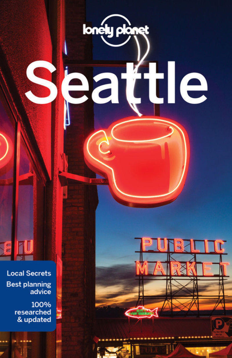 Lonely Planet Seattle 7.