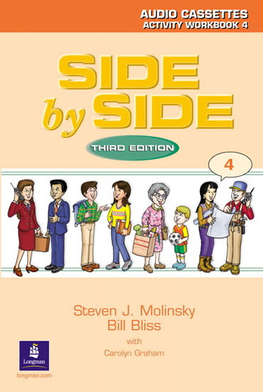 Side by Side 4 Activity Workbook4 Audiocassettes (2) - Steve...
