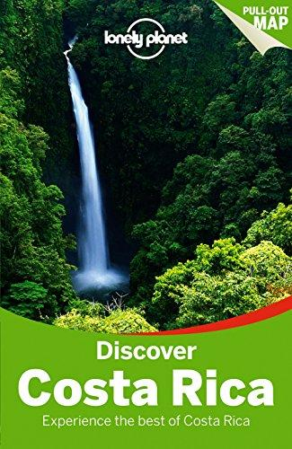 Costa Rica Discovery / průvodce Lonely Planet (anglicky) - W...