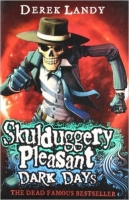 Skulduggery Pleasant 4: Dark Days - Landy, D.