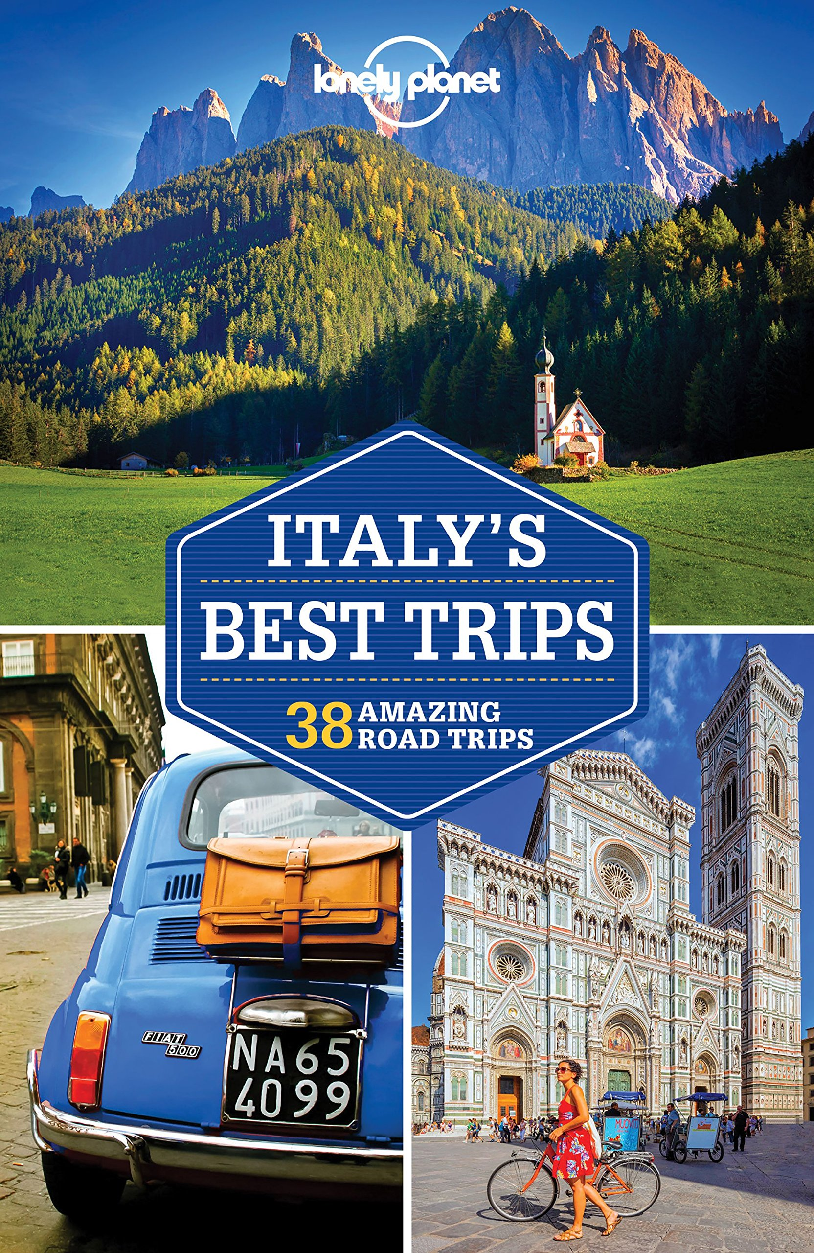 Lonely Planet Italy's Best Trips 2.
