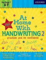 AT HOME WITH HANDWRITING 2 (Age 5-7) - ACKLAND, J., RIPLEY, ...