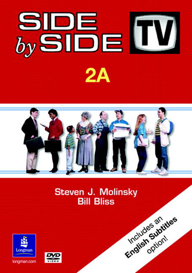 Side by Side TV 2A (DVD) - Steven J. Molinsky